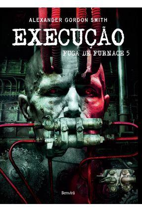 Execução - Fuga de Furnace 5 - Pedro Sette-Câmara | Hoshan.org
