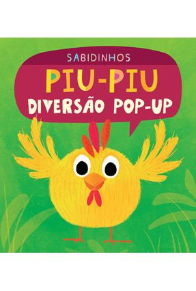 Piu-Piu - Sabidinhos - Diversão Pop-Up - Little tiger press pdf epub