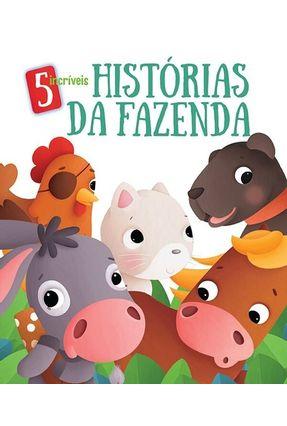5 Incríveis Histórias da Fazenda - Books,Yoyo | Nisrs.org