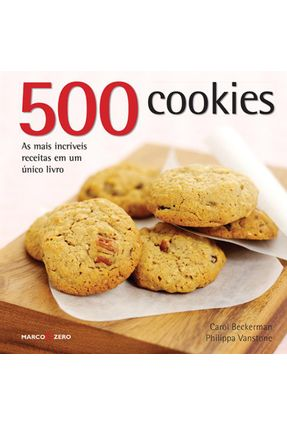 500 Cookies - Beckerman,Carol pdf epub