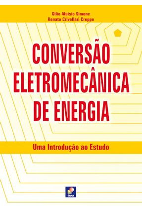 Conversao Eletromecanica De Energia - Simone,Gilio Aluisio pdf epub