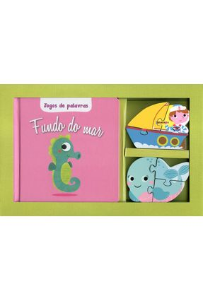 Fundo do Mar - Col. Jogos de Palavras - Books,Yoyo | Tagrny.org