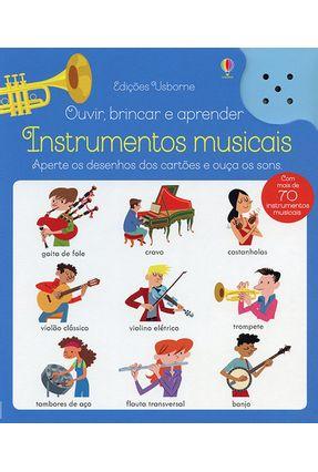 Instrumentos Musicais - Ouvir, Brincar E Aprender - Köenig,Izabela pdf epub