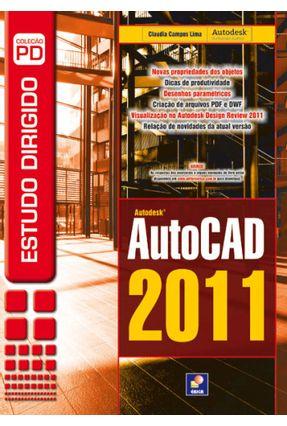 Estudo Dirigido de Autocad 2011 - Lima,Claudia Campos   Hoshan.org