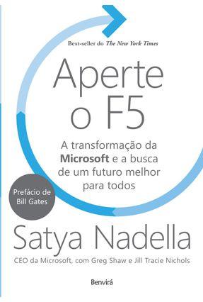 Aperte O F5 - Nadella,Satya pdf epub