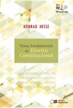Temas Fundamentais do Direito Constitucional - Hesse,Konrad pdf epub