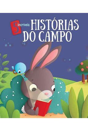 5 Incríveis Histórias do Campo - Books,Yoyo | Nisrs.org
