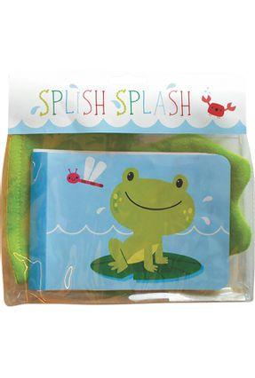Diversão No Banho Com o Amigo Sapo - Splish Splash - Books,Yoyo pdf epub