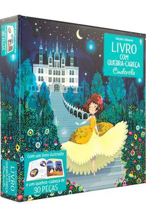 Cinderela - Livro Com Quebra-Cabeças - Usborne Publishing Usborne Publishing pdf epub