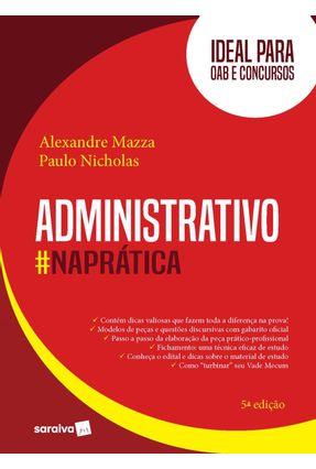 Administrativo na Prática - 5ª Edição 2020 -  pdf epub