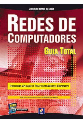 Redes de Computadores - Guia Total - Tecnologias , Aplicações e Projetos em Ambiente Corporativo -  pdf epub