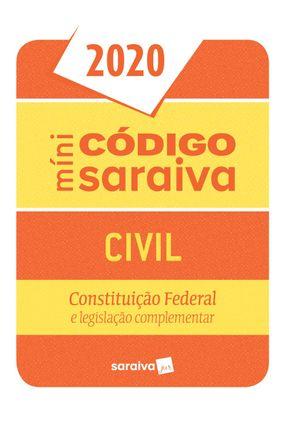 Código Civil Mini - 26ª Edição De 2020