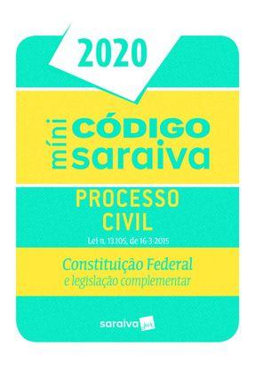 Minicódigo De Processo Civil e Constituição Federal -  pdf epub