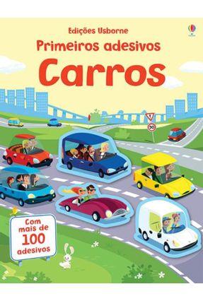 Carros - Primeiros Adesivos - Simon Tudhope pdf epub