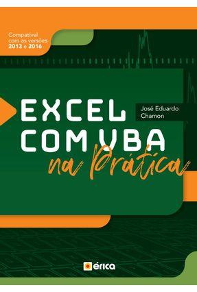 Excel Com Vba na Prática - Chamon,José Eduardo pdf epub