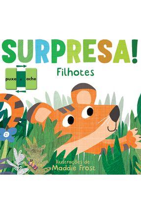 Filhotes - Surpresa! - Press,Little Tiger | Hoshan.org