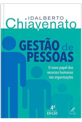 Gestão de Pessoas - 4ª Ed. 2014 - Chiavenato,Idalberto | Hoshan.org