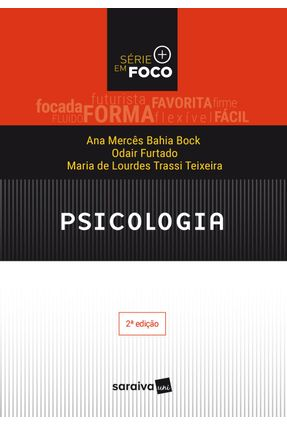 Psicologia - Furtado,Odair Teixeira,Maria de Lourdes Trassi Ana Merces Bahia Bock   Hoshan.org