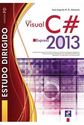 Estudo Dirigido de Microsoft Visual C# Express 2013 - Augusto N. G. Manzano,José   Hoshan.org