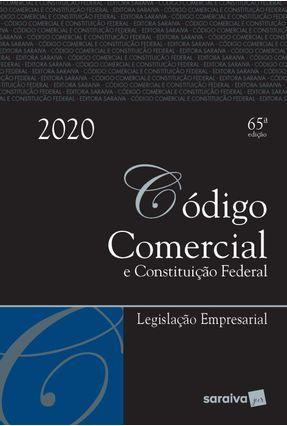 Código Comercial Tradicional - 65ª Edição De 2020 -  pdf epub
