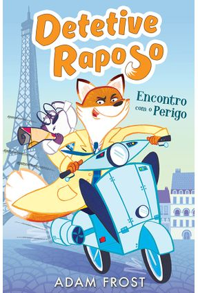 Encontro Com O Perigo - Detetive Raposo - Garcia,Luciana | Hoshan.org