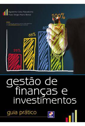 Gestão de Finanças e Investimentos - Guia Prático - Pascalicchio,Agostinho Celso pdf epub