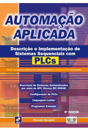 Automocao Aplicada - Plcs - Marcelo,Georgini   Tagrny.org