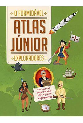 Exploradores - O Formidável Atlas Júnior - YOYO BOOKS | Nisrs.org