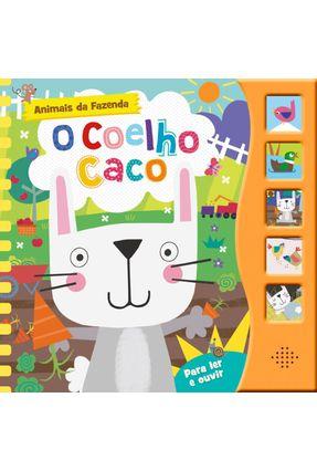 O Coelho Caco - Editora Ciranda Cultural   Hoshan.org