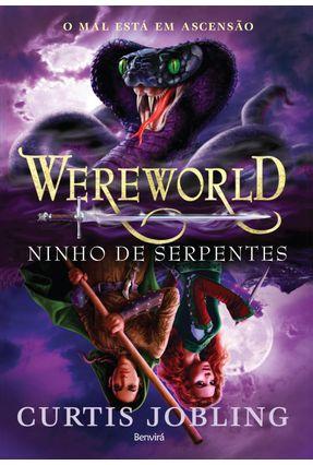 Wereworld - Ninho de Serpentes - Jobling,Curtis | Hoshan.org
