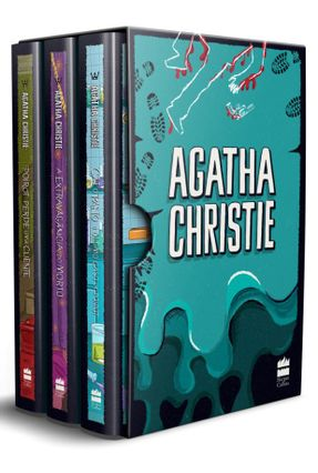 Box - Agatha Christie 8 - 3 Volumes - Christie,Agatha | Tagrny.org
