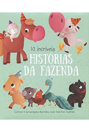 10 Incríveis Histórias da Fazenda - Bifano,Maria Elisa pdf epub
