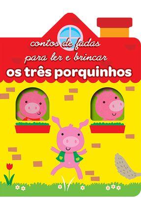 Os Três Porquinhos - Fairy Tale - 4ª Ed. 2014 - Books,Yoyo | Hoshan.org
