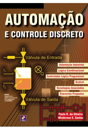 Automação e Controle Discreto - Silveira,Paulo R. Da   Nisrs.org