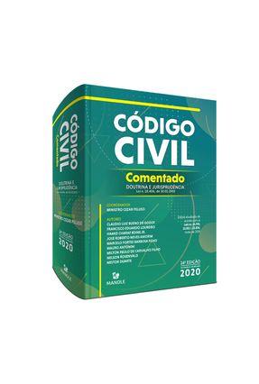 Código Civil Comentado - Doutrina E Jurisprudência - Lei N. 10.406, De 10.01.2002