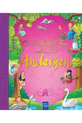 O Patinho Feio e Outros Contos de Andergen - Andersen,Hans Christian | Hoshan.org