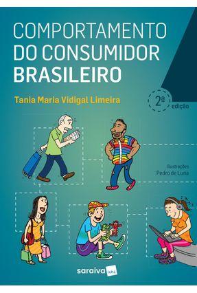 Comportamento do Consumidor Brasileiro - 2ª Ed. 2017 - Limeira,Tania Maria Vidigal pdf epub
