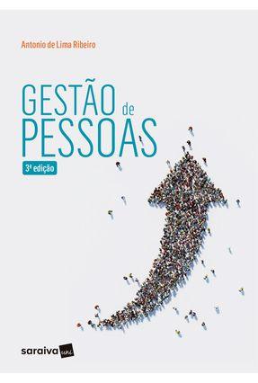 Gestão De Pessoas - 3ª Ed. 2019 - Ribeiro,Antonio de Lima pdf epub