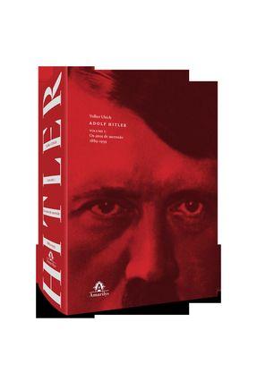 Adolf Hitler - Os Anos de Ascensão: 1889-1939 - Vol. 1 - Ullrich,Volker   Hoshan.org