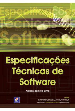 Especificações Técnicas de Software - Lima,Adilson da Silva | Hoshan.org