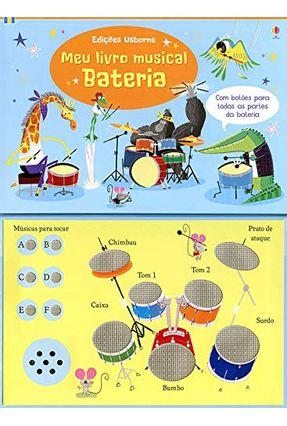 Bateria: Meu Livro Musical - Editora Nobel pdf epub