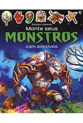 Monte Seus Monstros Com Adesivos - Tudhope,Simon   Hoshan.org