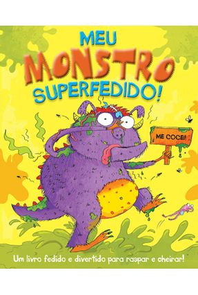 Meu Monstro Superfedido! - Editora,Zastras pdf epub