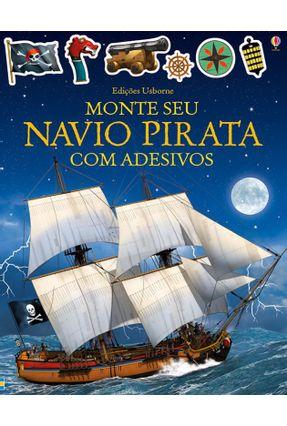 Monte Seu Navio Pirata Com Adesivos - Kirsteen Robson pdf epub