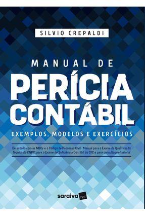 Manual De Perícia Contábil - Crepaldi,Sílvio Aparecido pdf epub