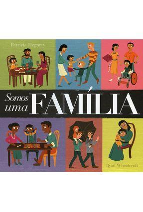 Somos Uma Família - Little Tiger Press Ltd. pdf epub