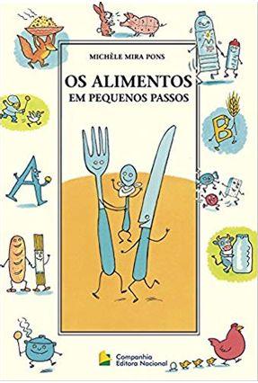 Os Alimentos em Pequenos Passos - Pons,Michele Mira pdf epub
