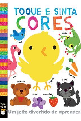 Cores - Toque e Sinta - Litton,Jonathan | Hoshan.org
