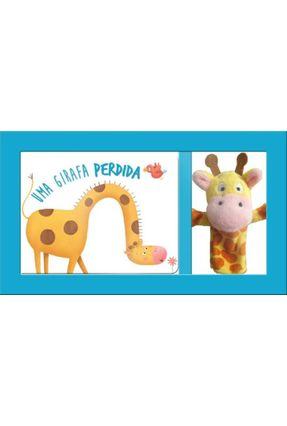 Uma Girafa Perdida - É Hora De História! - Books,Yoyo   Hoshan.org