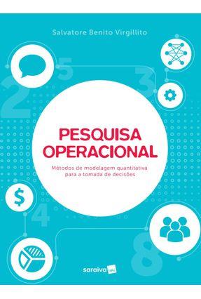 Pesquisa Operacional - Virgillito,Salvatore Benito | Tagrny.org